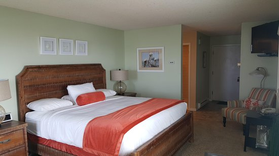 Inn at Otter Crest: Premium King Bedroom