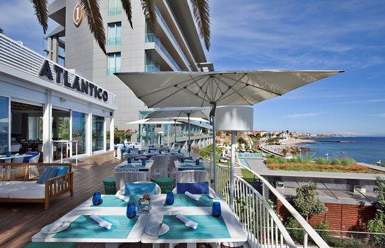Atlantico Bar And Restaurant Estoril