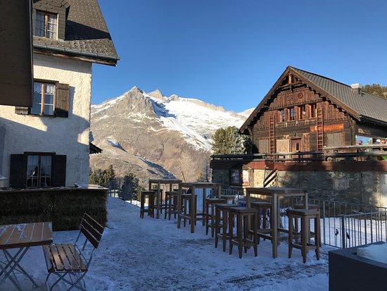 Riederalp, Suisse : Beide Gaststätten auf einen Blick