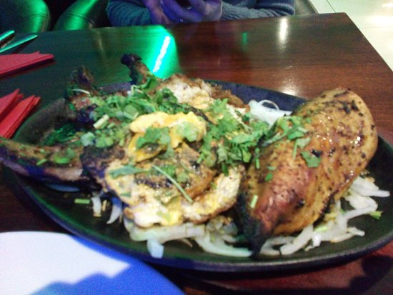 Lurgan, UK: Tandoori Mix Grill