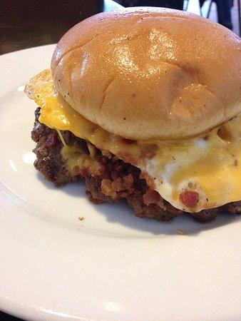 Sapulpa, OK: Bacon Egg Cheeseburger