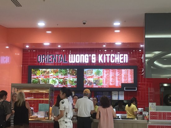 Best chicken in Melbourne! - Picture of Wong\'s Kitchen, Box Hill ...