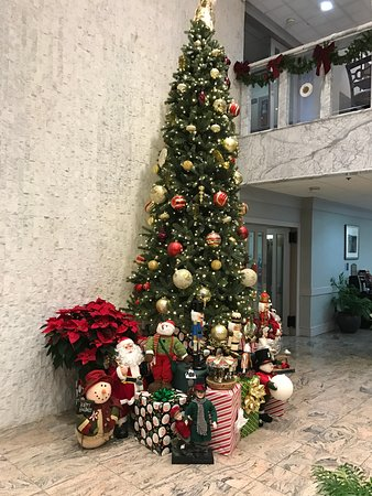 Glen Mills, Pensilvania: Decorated for the holidays