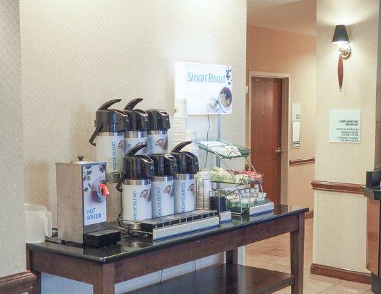 Blacksburg, VA: Complimentary Coffee Bar
