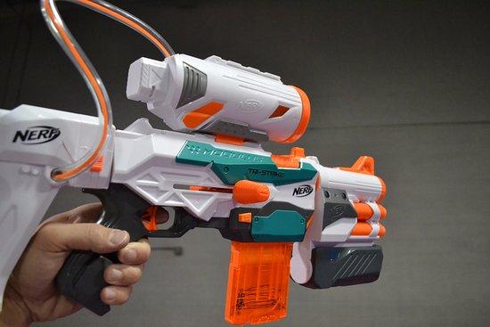 G-Force Karts: TRI STRIKE NERF Gun