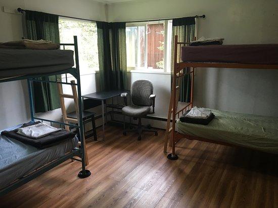 Base Camp Anchorage : Dorm Room