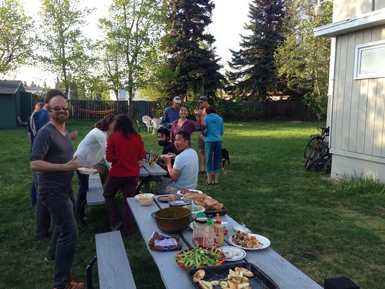 Base Camp Anchorage: BBQ