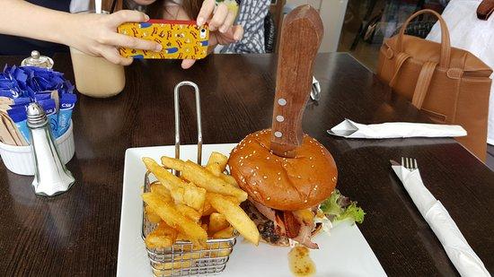 Kurrajong Burger
