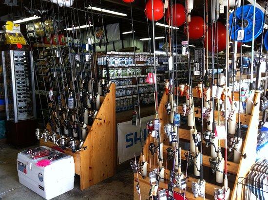 Large selection  - Picture of Cudjoe Sales, Cudjoe Key