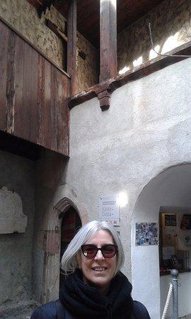 Castello Principesco: cortiletto interno