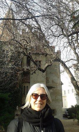Castello Principesco: esterno del castello