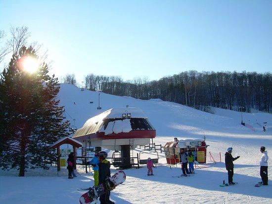 Barrie, Canada: Ski hill
