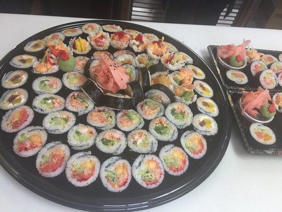 Saint-Charles-Borromee, Canada: Miyoko Fusion Sushi Bar