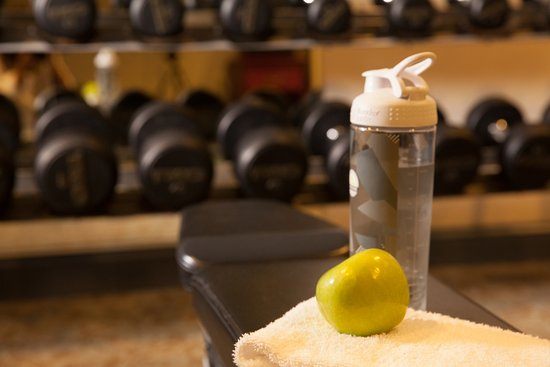 Ambassador Hotel: Fitness Center
