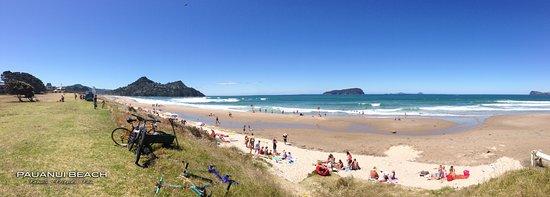 Pauanui, New Zealand: Summer time