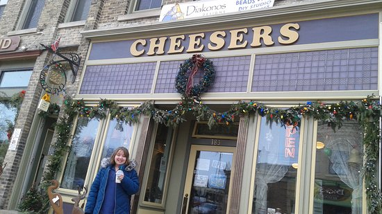 Stoughton, WI: Cheesers