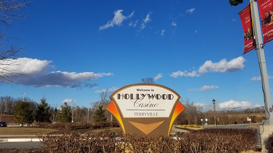 Perryville, MD: the casino sign