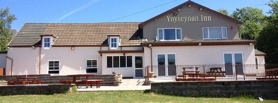 Aberdare, UK: the ynyscynon inn