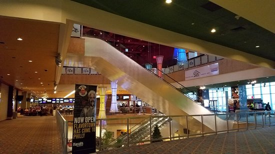 Chester, Pensilvania: multi level venue