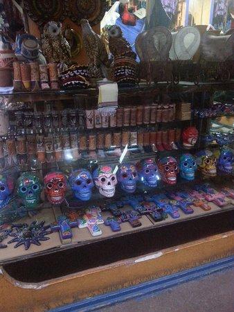 Mercado  Juarez: something for everyone