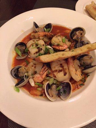Trevi 5 - Grilled Shrimp & Scallops