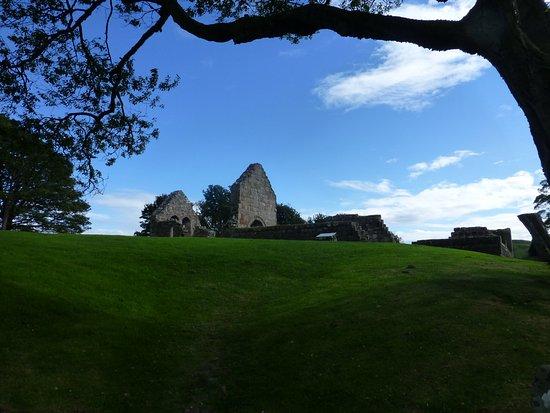 St Blanes castle Isle of Bute