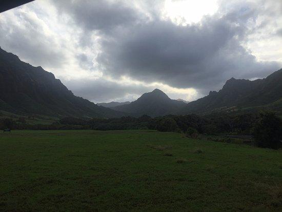 Kaneohe, Hawaje: valley