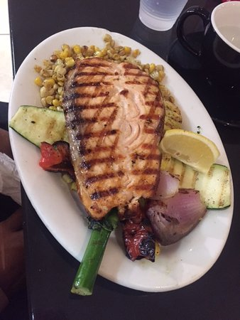 Blue Salt Fish Grill Redondo Beach Ca