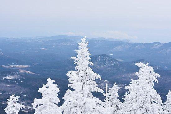 Wilmington, NY: View From The Top Of Whiteface Mountain