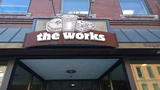 The Works Bakery Cafe: The Works
