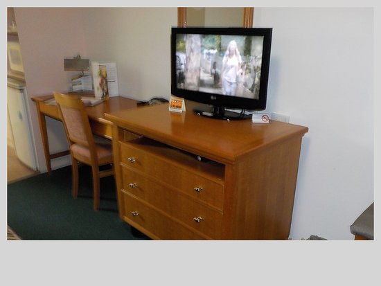 Coopers Colonial Motel: Foxtel included and Wireless Wi Fi