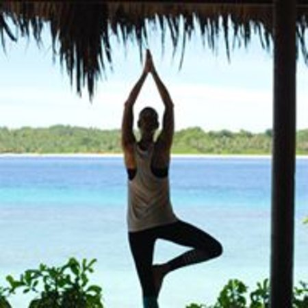 Mentawai Islands, Indonésie : daily yoga clases