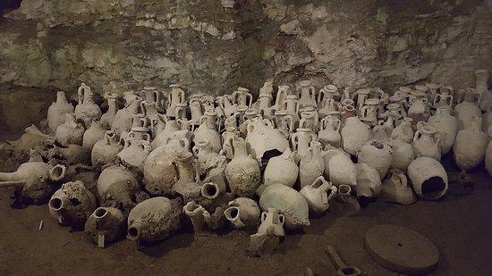 The Arena in Pula: Au sous-sol, il y a des vestiges à découvrir