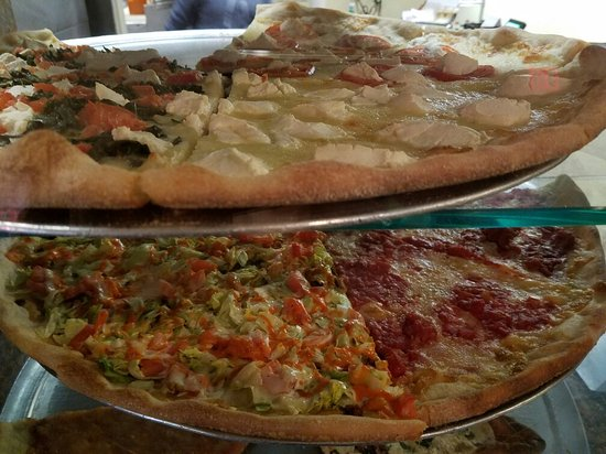 Hamilton, AL: Corleone's Old Fashion Tomato Pie