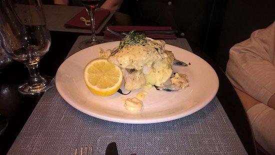 Marine Restaurant: Hake