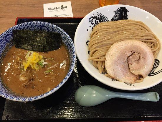 Japanese Ramen Tomita
