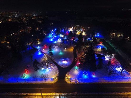 Brantford, Canadá: Drone shot