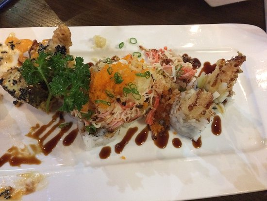 Ellenton, FL: Very nice fresh sushi!