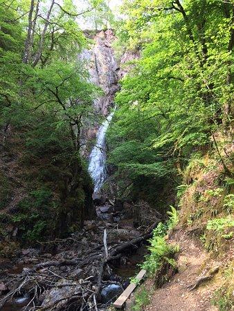 Kinlochleven, UK: Gray Mares Falls