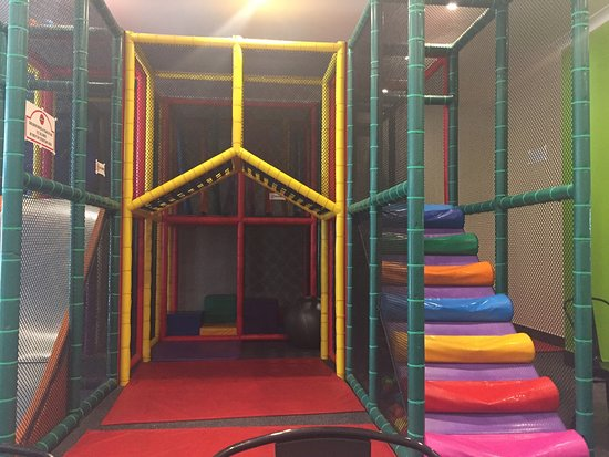 Kerang, Australia: Kids play area