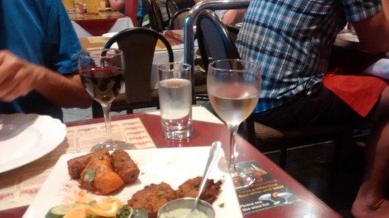 Taj Indian Restaurant: Lovely Indian cuisine