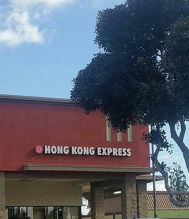 Artesia, CA: Hong Kong Express