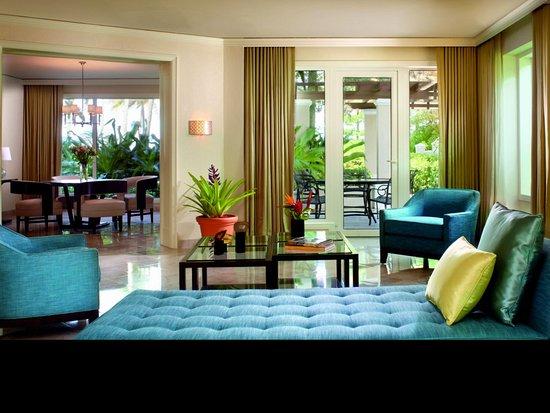 The Ritz-Carlton, San Juan: My room