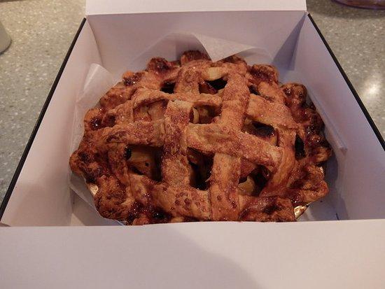 Port Moody, Kanada: Beautiful looking pie!