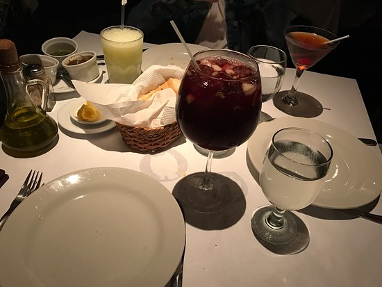 Favorite dinner in San Jose