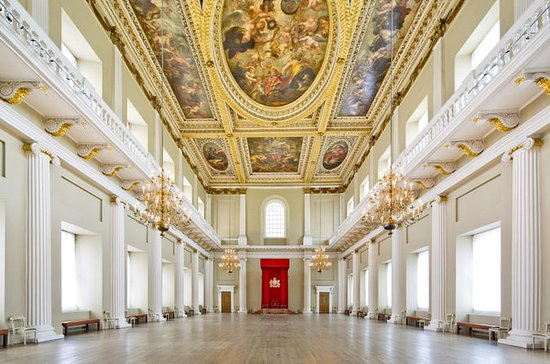 Banqueting House Entrance Ticket in...