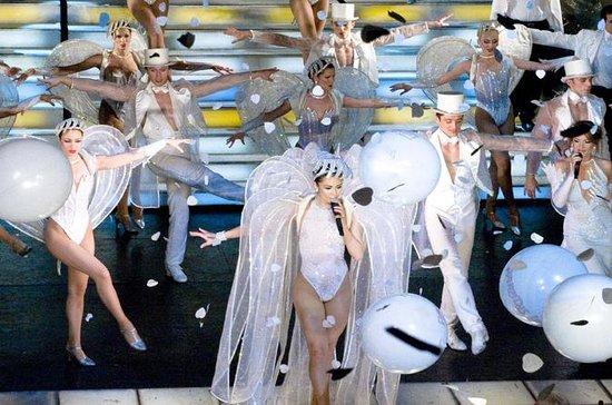 Paris Paradis Latin Cabaret Show with...