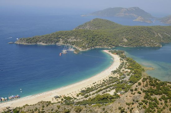 3-Night Gulet Cruise from Fethiye to...