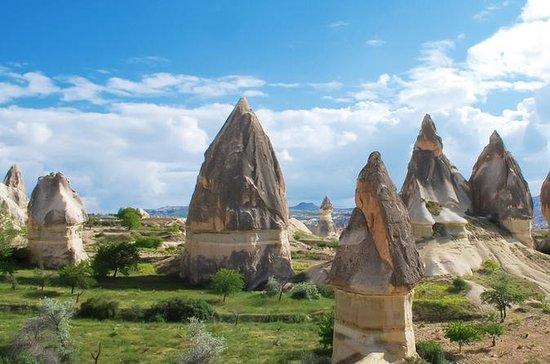 Southern Cappadocia Tour: Cavusin