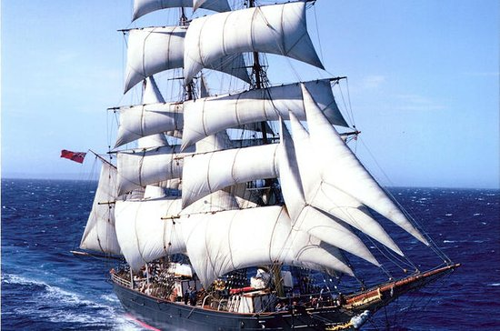 Sydney's Tall Ship Sailing Adventure...